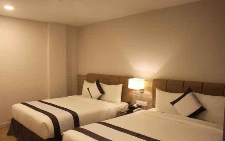 NU Hotel @ KL Sentral Kuala Lumpur - Kamar Family Standar