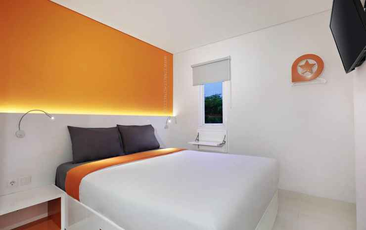 Starlet Hotel Serpong Tangerang Selatan - Double Or Twin Deluxe