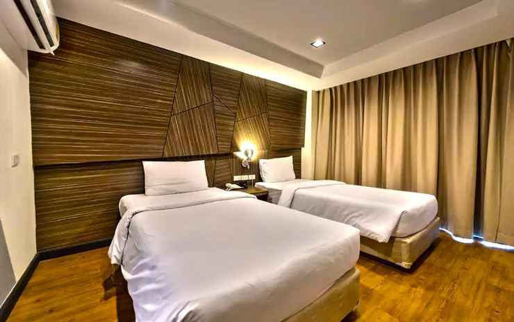 H2 Hotel Bangkok - Double Or Twin Deluxe