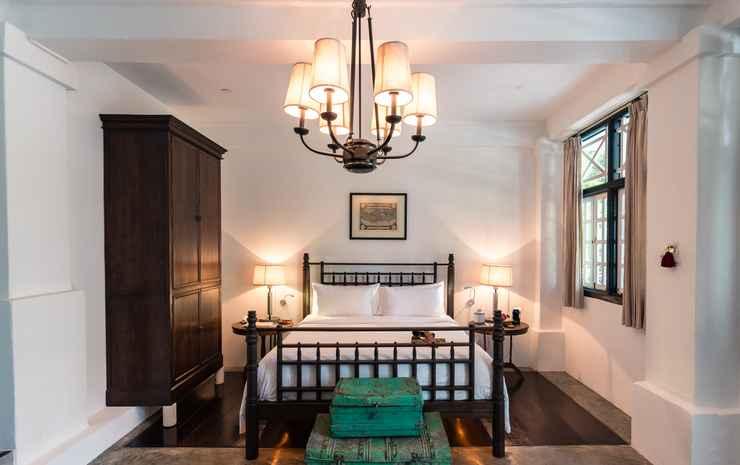 Villa Samadhi Singapore Singapore - Double Crib