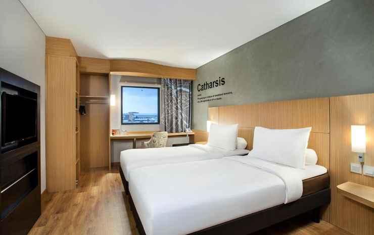 ibis Pontianak City Center Pontianak - Twin Standard Room With 2 Single Beds