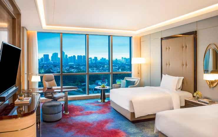 InterContinental Jakarta Pondok Indah Jakarta - Twin Two Single Beds Classic Room