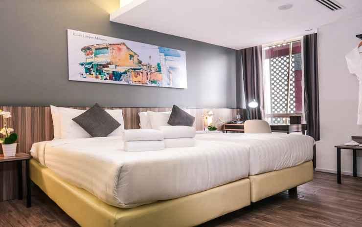 Days Hotel & Suites by Wyndham Fraser Business Park Kuala Lumpur Kuala Lumpur - Twin Superior