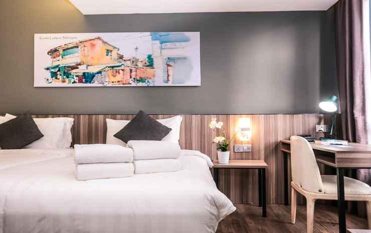 Days Hotel & Suites by Wyndham Fraser Business Park Kuala Lumpur Kuala Lumpur - Double Superior Ranjang King