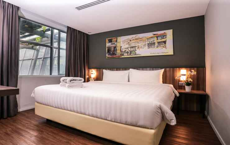 Days Hotel & Suites by Wyndham Fraser Business Park Kuala Lumpur Kuala Lumpur - Suite Bebas-rokok