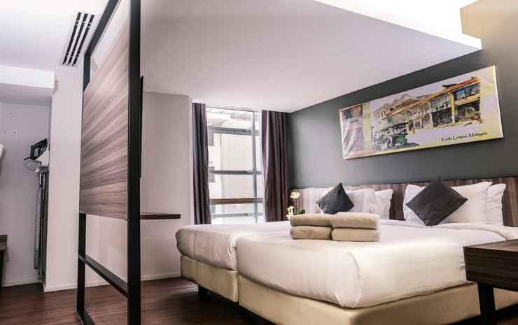 Days Hotel & Suites by Wyndham Fraser Business Park Kuala Lumpur Kuala Lumpur - Twin Deluks