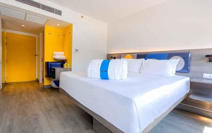 COSI Pattaya Wong Amat Beach (SHA Plus+) Chonburi - Double Cosi Room King