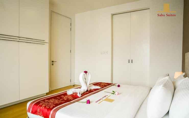Saba Suites at Platinum KLCC Bukit Bintang Kuala Lumpur Kuala Lumpur - Suite Premium Family Two Bedrooms
