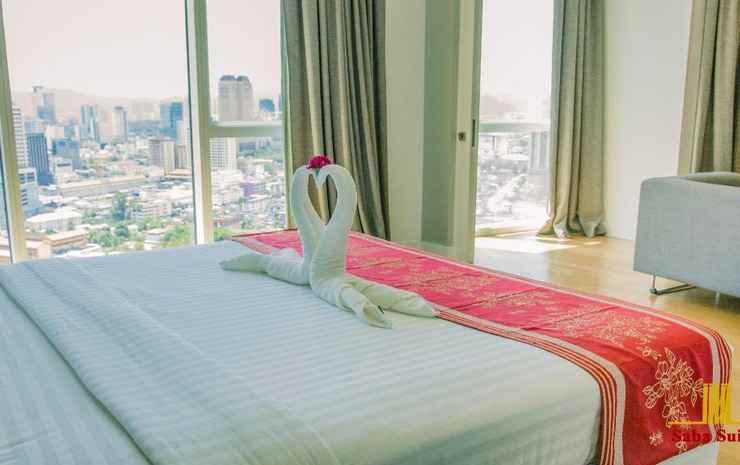 Saba Suites at Platinum KLCC Bukit Bintang Kuala Lumpur Kuala Lumpur - Suite Two Bedrooms Family