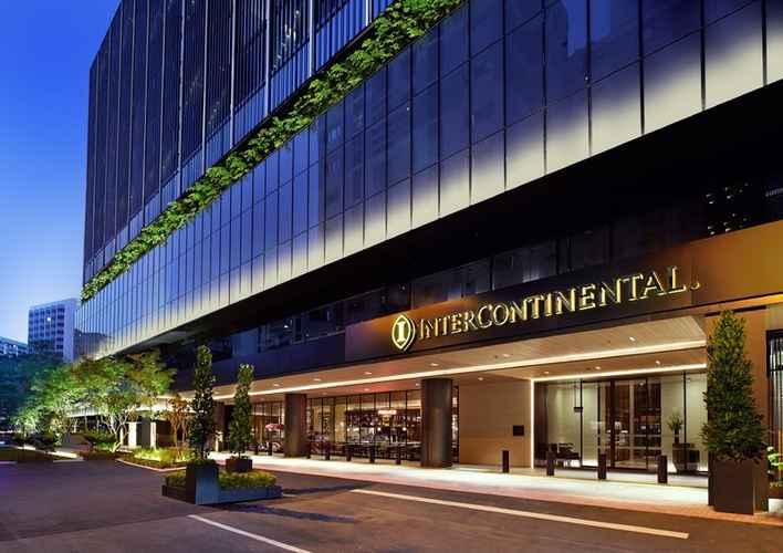 EXTERIOR_BUILDING InterContinental Hotels SINGAPORE ROBERTSON QUAY