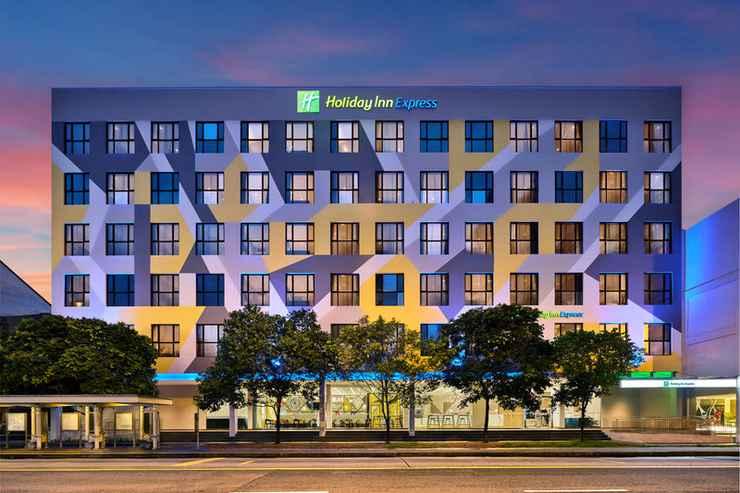 EXTERIOR_BUILDING Holiday Inn Express SINGAPORE SERANGOON