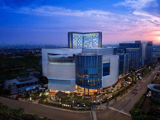 EXTERIOR_BUILDING Holiday Inn Express JAKARTA PLUIT CITYGATE