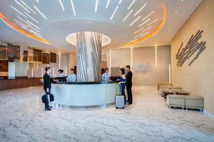 LOBBY Holiday Inn Express JAKARTA PLUIT CITYGATE