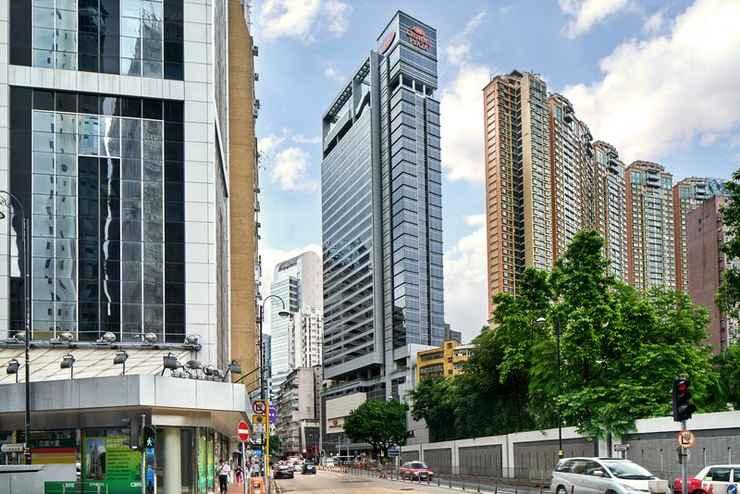 EXTERIOR_BUILDING โรงแรมคราวน์พลาซ่า ฮ่องกง คอสเวย์เบย์