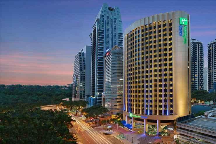 EXTERIOR_BUILDING Holiday Inn Express KUALA LUMPUR CITY CENTRE