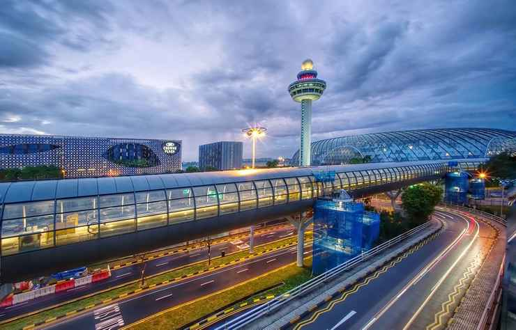 VIEW_ATTRACTIONS Crowne Plaza CHANGI AIRPORT