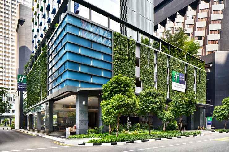 EXTERIOR_BUILDING ฮอลิเดย์อินน์ เอ็กซ์เพรส สิงคโปร์ ถนนออร์ชาร์ด (เอสจีคลีน)