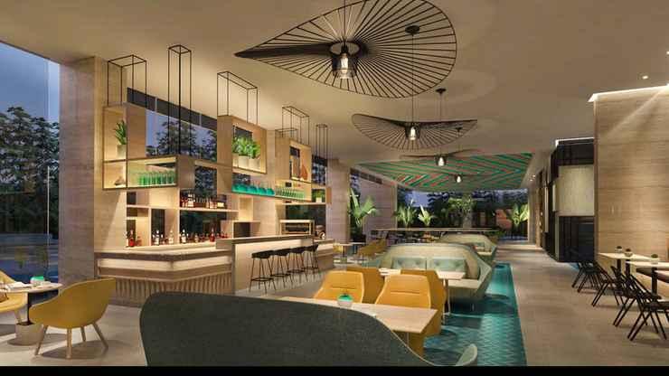 BAR_CAFE_LOUNGE Holiday Inn Express MANILA NEWPORT CITY