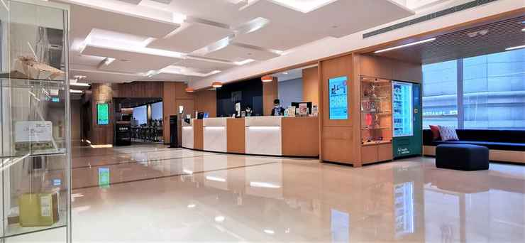 LOBBY Holiday Inn Express CAUSEWAY BAY HONG KONG