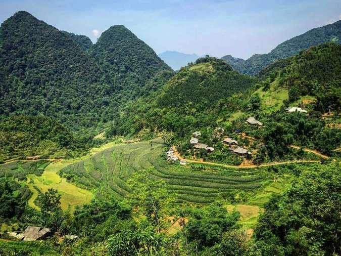 Kho Mường nằm sâu trong vùng lõi của Khu bảo tồn thiên nhiên Pù Luông