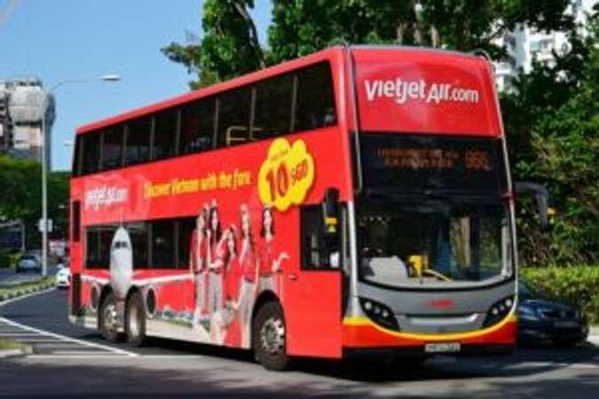 Xe buýt Vietjet