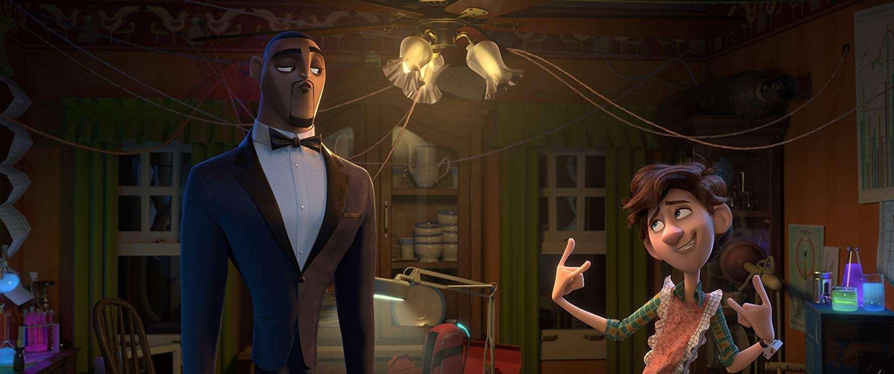 Review Spies In Disguise Animasi Seru Untuk Ditonton Di Penghujung 2019