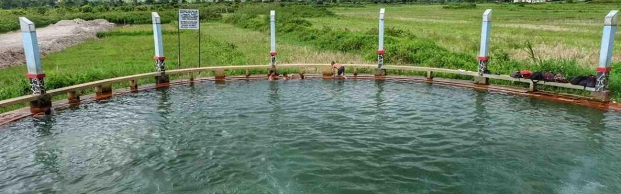 Pemandian Air Soda yang Langka Ini ada di Sumatera Utara!