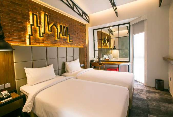 10 Hotel Instagramable Kekinian Di Jakarta Terpopuler