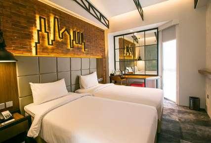 10 Rekomendasi Hotel Instagramable di Jakarta untuk Staycation Lebih Hits, Markus Yohannes