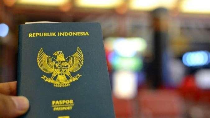 Status Perjalanan Keluar Negara