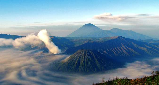 16 Destinasi Wisata Alam Di Indonesia Terbaik Mendunia