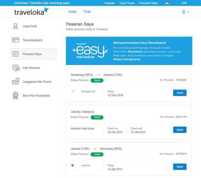 Refund Online Cara Mudah Mengajukan Refund Di Traveloka Com