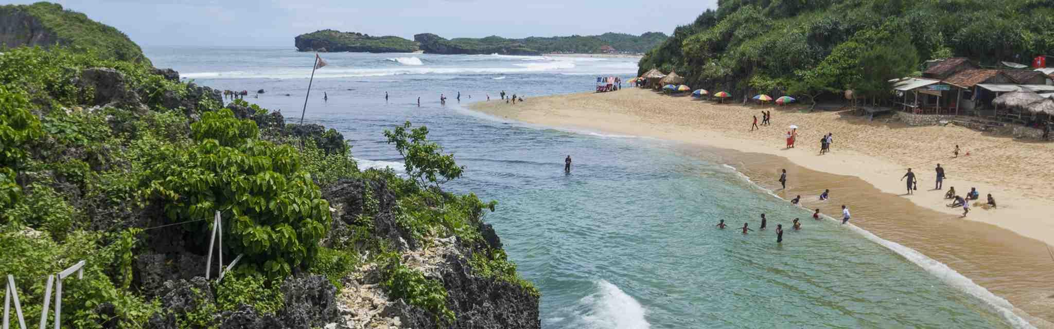 5 Pantai Di Kulon Progo Ini Belum Banyak Diketahui Wisatawan