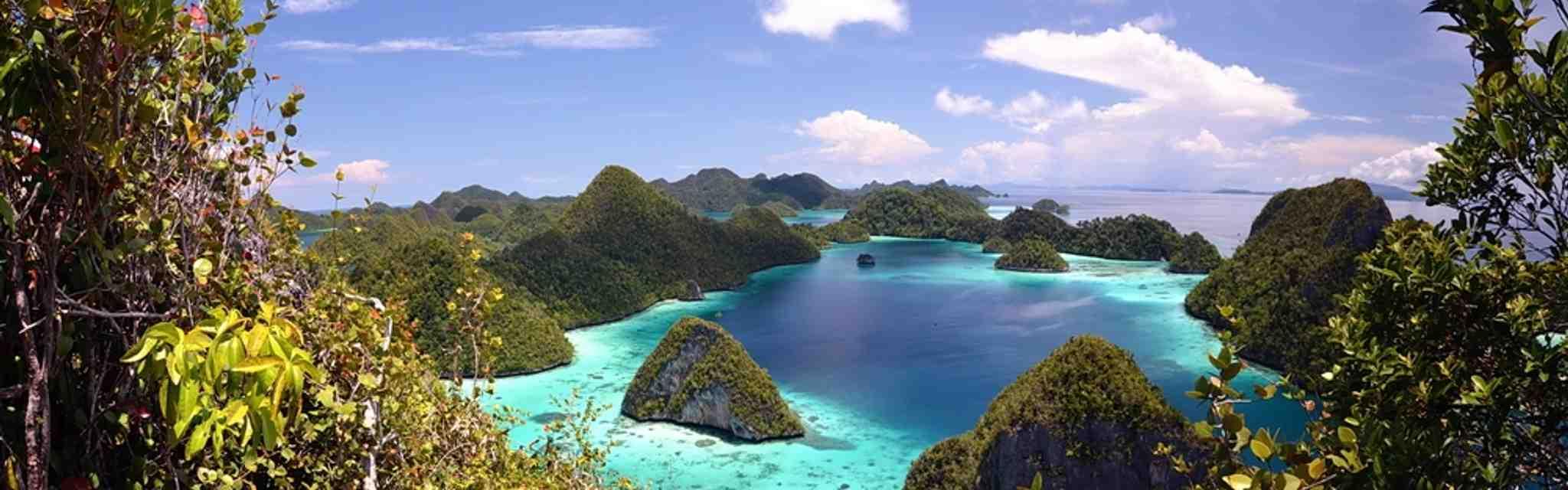 8 Lokasi Ini Hasilkan Foto Pemandangan Indah di Dunia