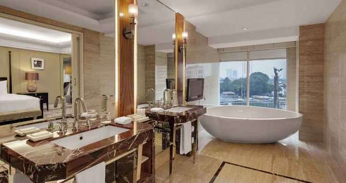 10 Hotel Dengan Jacuzzi Di Jakarta Terbaik