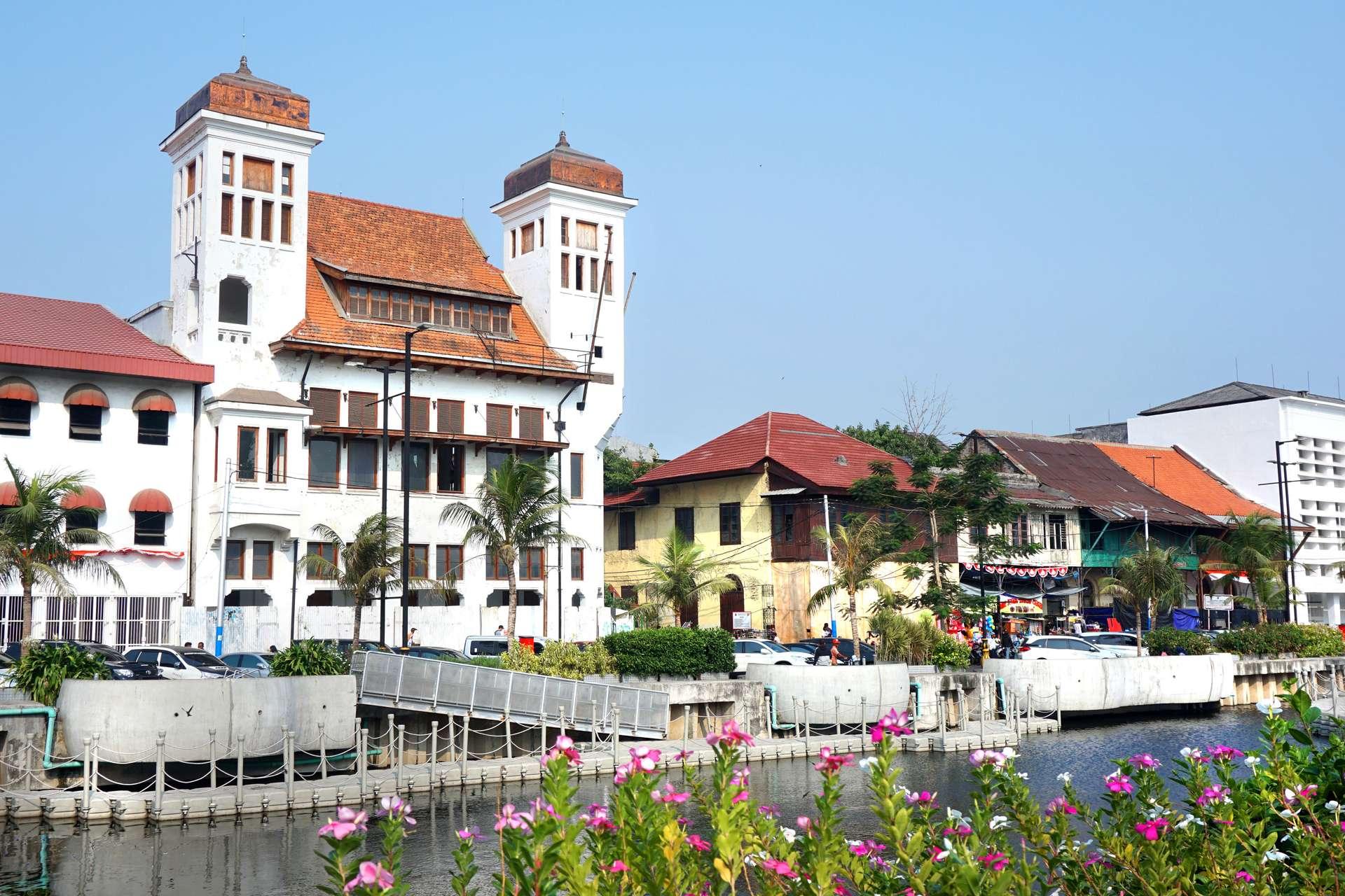 10 Spot Wisata di Kawasan Kota Tua Jakarta Terbaik!