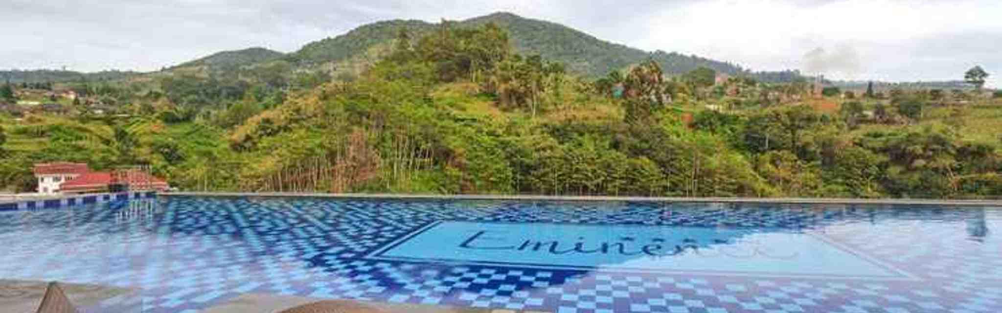 7 Hotel Dengan Infinity Pool Di Bogor Puncak Untuk Liburan Ala Bali