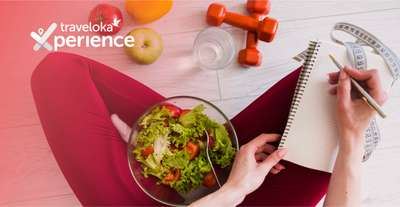 Tips Sederhana untuk Hidup Sehat: Menyeimbangkan Kalori Dalam Tubuh, Nida Amalia