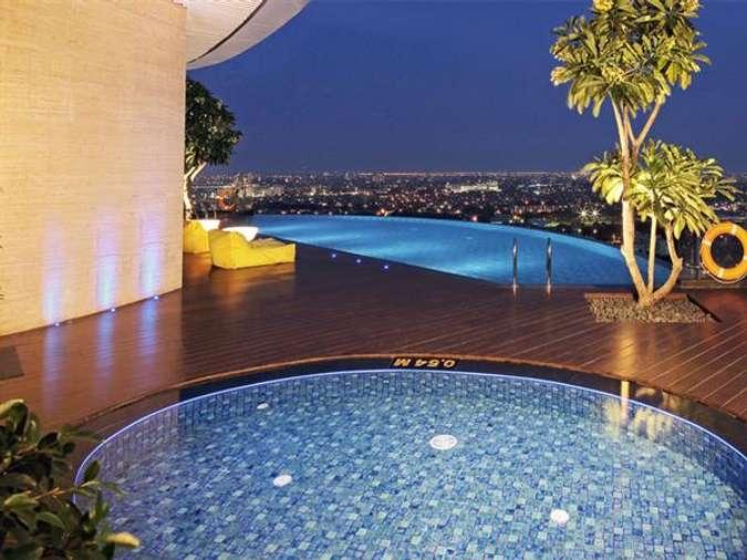 9 Hotel Dengan Rooftop Pool Terbaik Di Surabaya