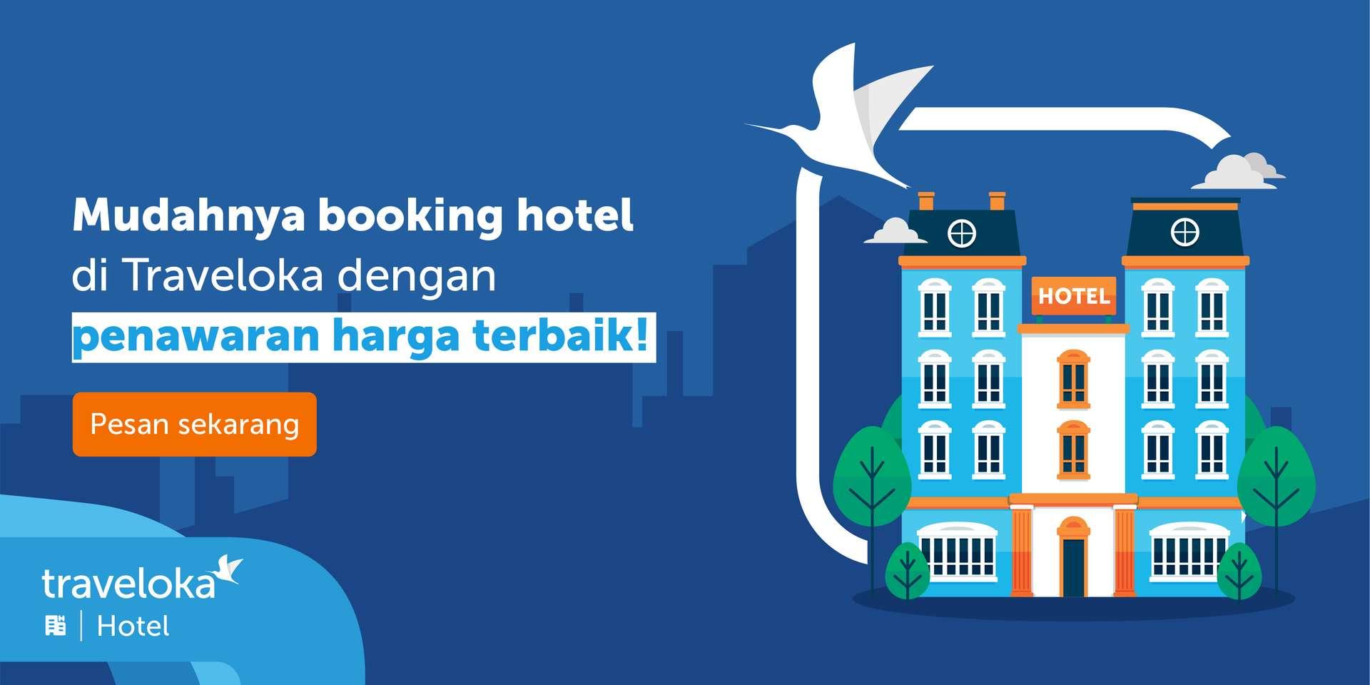 9 Hotel Dengan Fasilitas Bathtub Di Makassar