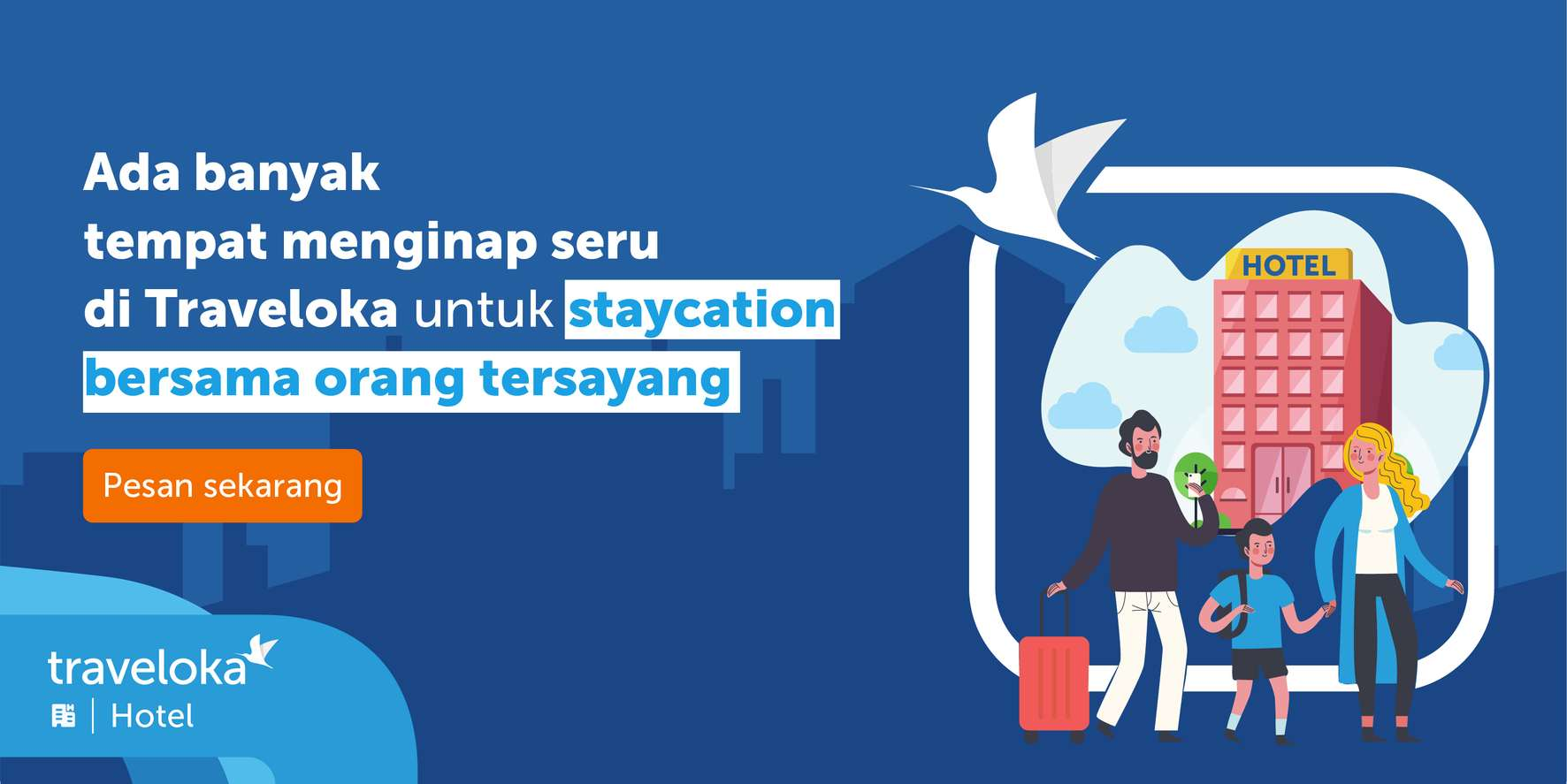 7 Tips Staycation Pada Periode New Normal