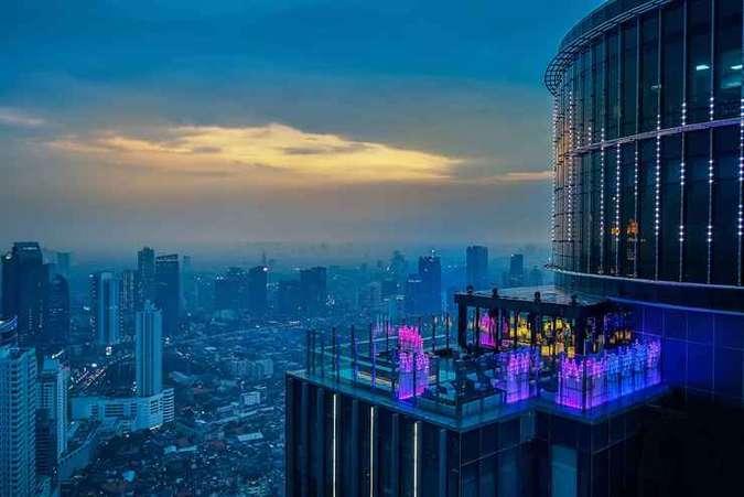 7 Hotel Dengan City View Terbaik Di Jakarta