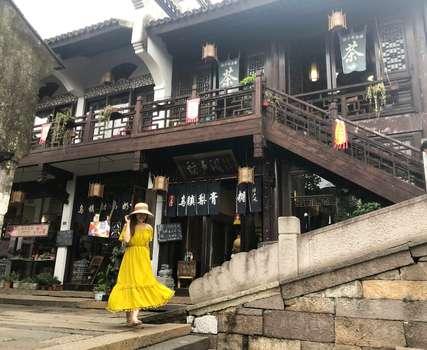 Cẩm nang du lịch Trung Quốc: Khám phá vùng đất Giang Nam xinh đẹp, Linh Nguyen