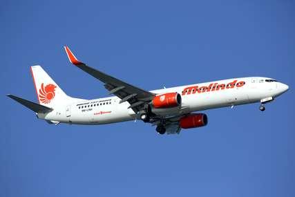 New air travel procedures: Malindo Air, Farah Fazanna