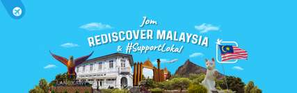 Join our Rediscover Malaysia campaign to #SupportLokal, Farah Fazanna