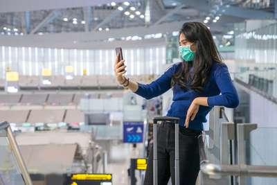 """Catat, Inilah Tips Bepergian Naik Pesawat di Era """"New Normal""""!, Haris Prahara"""