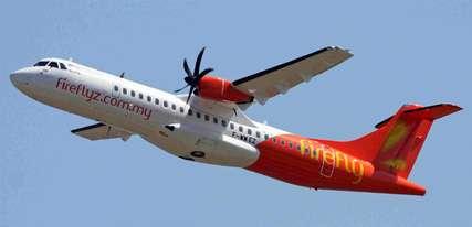 New air travel procedures: Firefly, Farah Fazanna