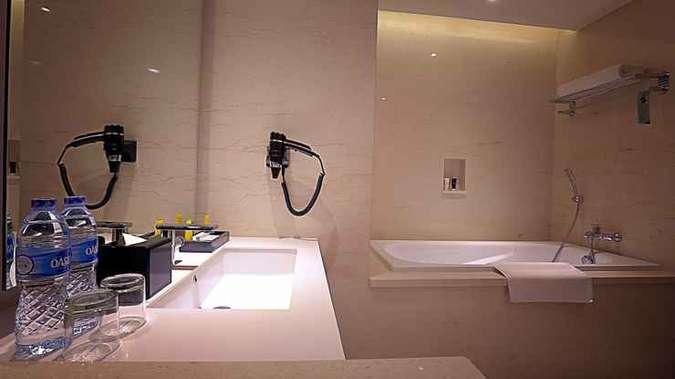 7 Rekomendasi Hotel Dengan Fasilitas Bathtub Di Tangerang