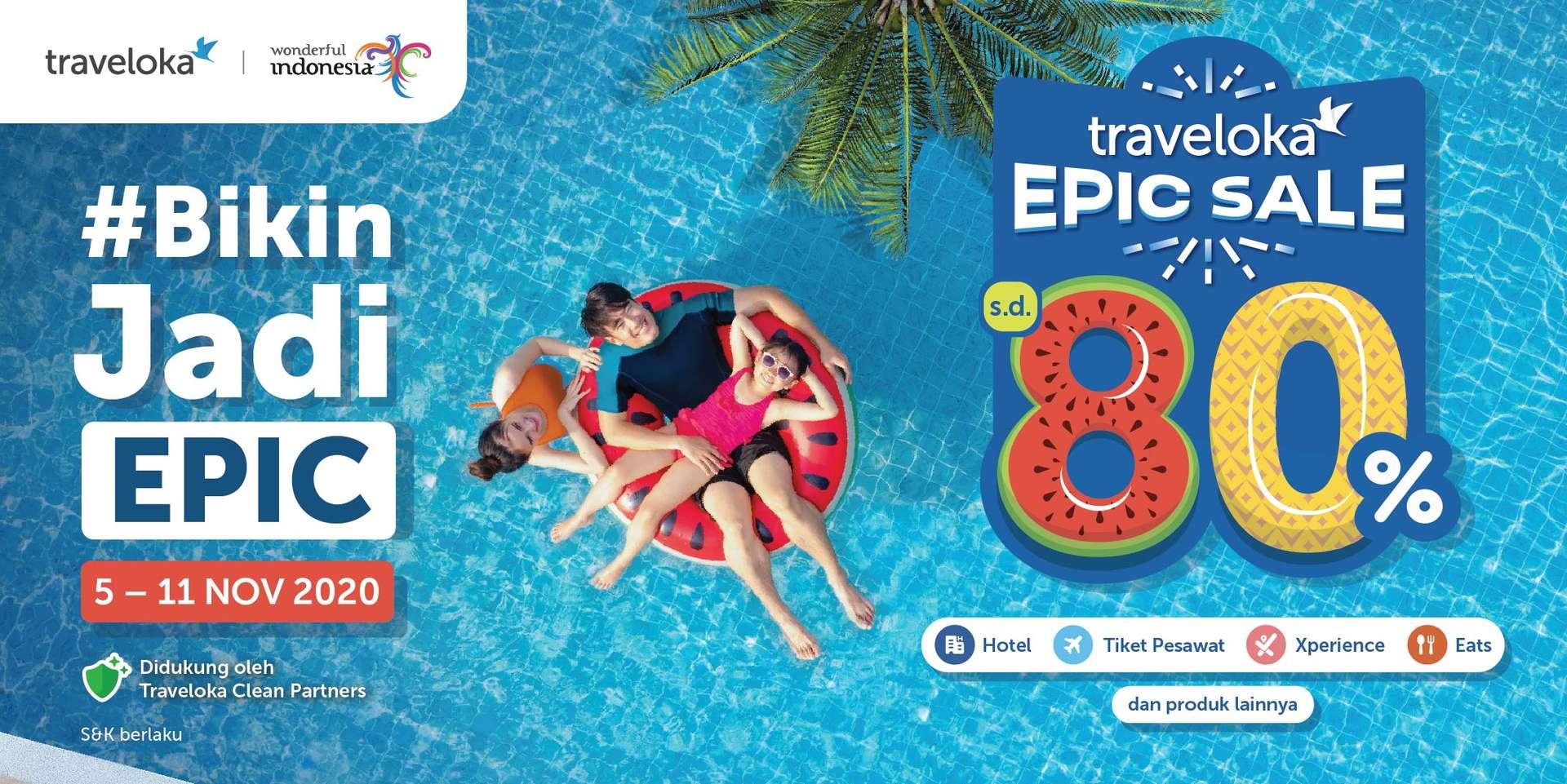 18+ Cara Pakai Promo Traveloka paling mudah
