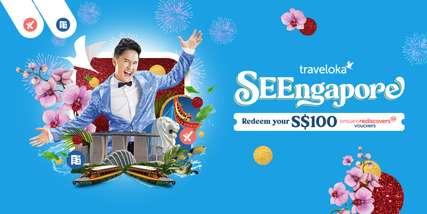 Traveloka aims at boosting Domestic Tourism  through SingapoRediscovers Vouchers, Traveloka PR